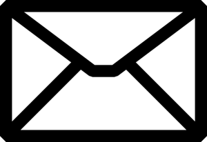 email symbool