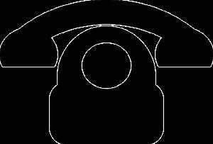 telefoon symbool